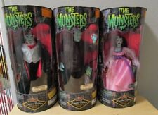 Lot Of 3 Exclusive Premier Limited Edition The Munsters Lily Herman Grandpa Doll