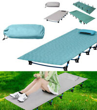 Ultralight Aluminium Alloy Camping Bed Travel Folding Portable Cot Camp Supplies