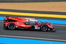 Oreca 07 Gibson no48 24 Hours of Le Mans 2018 photograph picture poster print