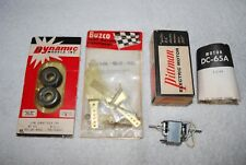 1/24 Buzco Slot Car Chassis with Pittman DC65A-6 Motor   (NOS)