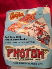 PHOTON The Ultimate Game on Planet Earth Inflatable Fun Kite Gayla 1986