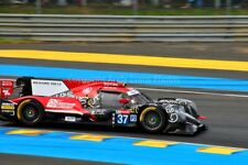 Oreca 07 Gibson no37 24 Hours Le Mans 2018 photograph picture poster print