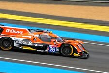 Oreca 07 Gibson no26 24 Hours Le Mans 2018 photograph picture poster print