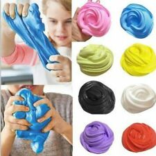 FLUFFY FLOAT SLIME PUTTY SCENTED TUB STRESS RELIEF PLASTICINE KID ADULT Toy (L49