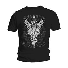 Official Avenged Sevenfold A7X Cloak And Dagger Band T-Shirt