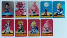 LAMINCARDS DRAGON BALL Z - CARTE CARDS EDIBAS  2007 - A SCELTA - (L8)