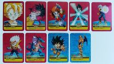 LAMINCARDS DRAGON BALL GT CARTE CARDS EDIBAS 2007 - A SCELTA - (L6)