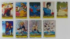 LAMINCARDS DRAGON BALL GT CARTE CARDS EDIBAS  2007 - A SCELTA - (L4)