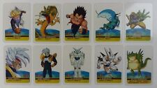 LAMINCARDS DRAGON BALL GT CARTE CARDS EDIBAS  2007 - A SCELTA - (L2)