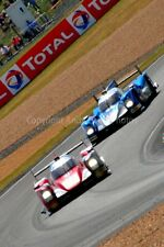 Motor racing action 24 Hours of Le Mans 2015 photograph picture poster print