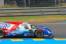 BR01-Nissan no37 24 Hours of Le Mans 2016 photograph picture poster print photo