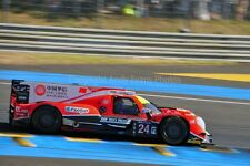 Oreca 07-Gibson no24 24 Hours of Le Mans 2017 photograph picture poster print