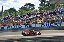 Oreca 05-Nissan racing at 24Hours of Le Mans 2016 photo picture poster print art