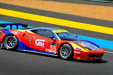 Ferrari 458 Italia 24Hours of Le Mans 2015 photograph picture print by AE Photo