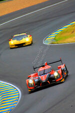 Ligier JS P2-Nissan at the 24Hours of Le Mans 2015 photo picture poster print
