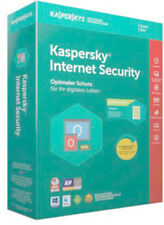 Kaspersky Internet Security 2018 + Android [1 User] Mini Box