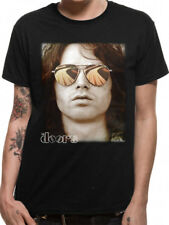 *Licensed Official Merchandise* THE DOORS-JIM FACE-T SHIRT