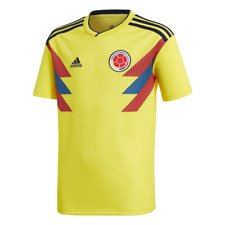 adidas Youth Soccer Colombia Home Jersey