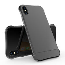 Metal Bumper Frame Mirror Gorilla Glass Back Case Cover For iPhone X 8 7 Plus