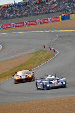 Toyota TS 040-Hybrid no2 24Hours of Le Mans 2015 photo picture poster print art