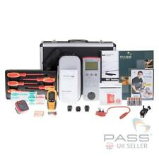 Seaward PT50 Primetest 50 PAT Tester Essentials Kit -DVD, Labels, Leads + More!