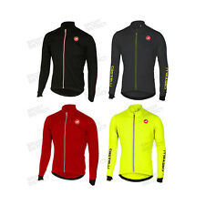 MAGLIA MANICHE LUNGHE CASTELLI PURO 2 LONG SLEEVE JERSEY CYCLING CICLISMO