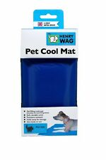 Pet Dog Puppy Gel Cooling Cool Mat Pad Small  Medium Large Extra Large Henry Wag