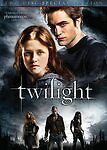 Twilight (DVD, 2009, 2-Disc Set) - Special Edition - NEW Factory Sealed