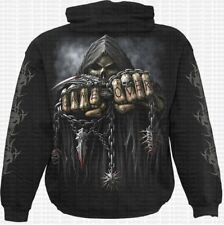 Game over squelette - Sweat shirt capuche