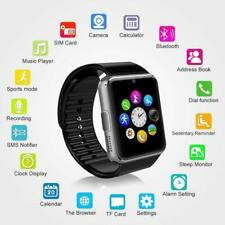 New 2018 DZ09 Smart Watch Phone & Camera Bluetooth Apple & Android Compatible