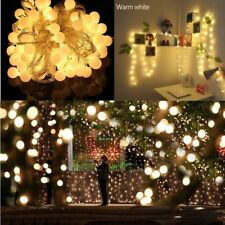 10m Commercial Grade Patio Globe String Lights Led Outdoor Waterproof Bulbs