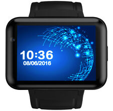 DOMINO dm98 3G SMARTWATCH TELEFONO 5.6cm android4.4 DUAL CORE 512MB+4GB