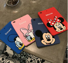 Disney 3D Minnie Mickey Mouse Silicone Gel case Cover For Apple iPad 2th 3rd 4th