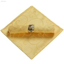 Flower Designed Restaurant Totel Wedding Banquet Table Napkin Decorations 6EB2