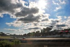 Motor racing action 24 Hours of Le Mans 2016 photograph picture poster art print