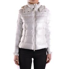 bx33287 Save The Duck giubbotto bianco donna white woman's jacket
