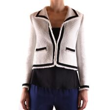 bx31120 Boutique Moschino giacca bianco donna white woman's jacket
