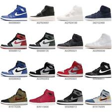 Nike Air Jordan 1 Retro High OG / PRM Premium Men AJ1 Shoes Sneakers Pick 1
