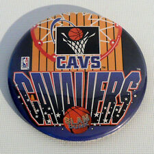 Cleveland Cavaliers Button / Pin  - Basketball - NBA Button / Pin - Vintage