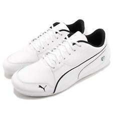Puma BMW MS Drift Cat 7 VII White Men Motorsport Casual Shoes Sneakers 305986-05