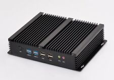 Fanless Mini PC Core I7 I5 I3 All In One Computer 64-512GB SSD RAM 4GB8GB