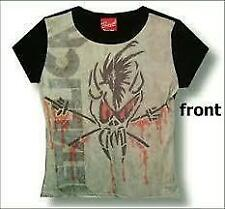 METALLICA T-Shirt Ladies Scary Guy OFFICIAL MERCHANDISE