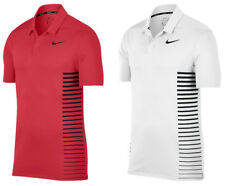 2018 Nike Golf Dry Print Side Stripe Polo Shirt - RRP£55 - M L XL XXL