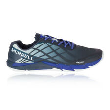 Merrell Mens Bare Access Flex Trail Running Shoes Trainers Sneakers Navy Blue