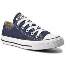 SHOES CONVERSE ALL STAR OX CHUCK TAYLOR M9697C NAVY LOW CANVAS CANVAS UNISEX