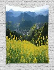 Classic Landscape Tapestry Wall Hanging Art Decoration for Room 2 Sizes