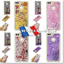 Etui Coque Housse Silicone Paillettes Dynamic cover HUAWEI P Smart, P8 Lite 2017