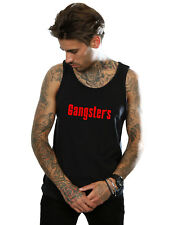 Drewbacca Hombre New Jersey Gangsters Camiseta Sin Mangas