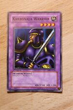 Karbonala Warrior MRL-E121 Common 1st or Unlimited Edition Yugioh Card