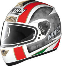 Casco moto integrale Nolan N63 Patriot Italia